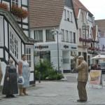 Beeldengroep in Rietberg