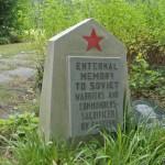Sovjetbegraafplaats
