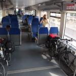 In de Duitse Regiobahn