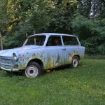 Trabant, ooit een moderne DDR auto